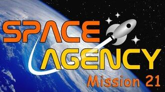 Space Agency Mission 21 Gold