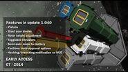 Space Engineers - Pistons, Blast door blocks