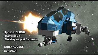 Space Engineers – Bugfixing 3 & Modding support for turrets