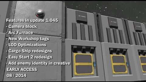 Space Engineers - Camera block, Workshop tags for mods