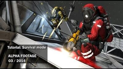 "Space Engineers - ""Survival Mode"" Tutorial"