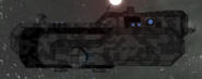 Military Transporter side