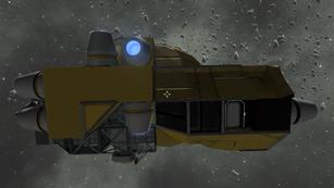 Rescue ship profile