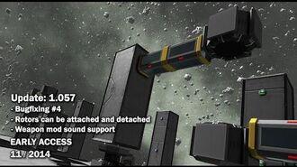 Space Engineers - Update 01.057 Bugfixing 4