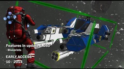 Space Engineers - Blueprints