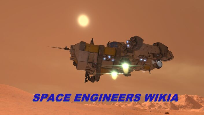 Space Engineers Wikia Banner Beta