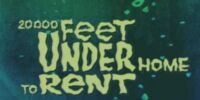 20,000 Feet Under Home to Rent