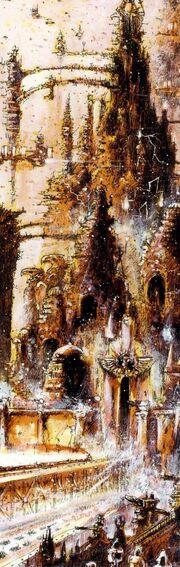 Terra hive city