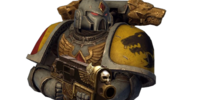 Space Wolves Armor