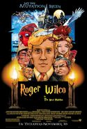 Roger potter poster