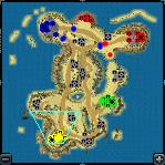 Desert Dizodane - map