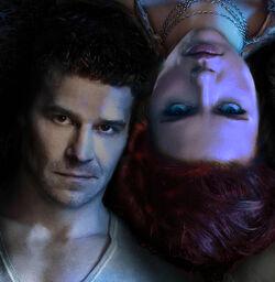 Angel and Scarlett