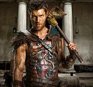 King Spartacus