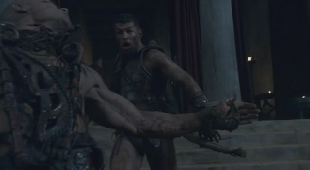 File:Spartacus defeat one of ashur's mercenary.jpg