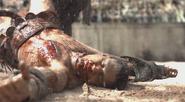 Crixus defeated S1E3