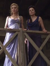 Ilithyia & Lucretia.