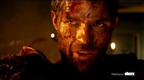 Spartacus War of the Damned Trailer