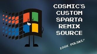 Cosmic Console's Custom Sparta Remix Source -First Custom Source in Polish-