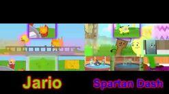 Spartan Dash VS Jario
