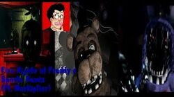 Five Nights at Freddy's 1 2 3 Sparta Remix (Ft