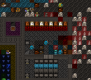 The Iron Barracks