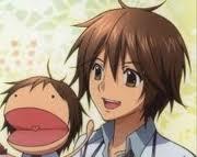 Tadashi puppet