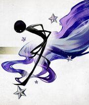 Jumpy star