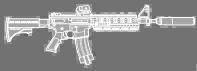 M4A1 Pickup Icon