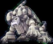 Gorberus cutout