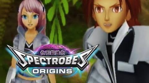 Spectrobes Origins - Wii Hacked Walkthrough Part 2 Krawl