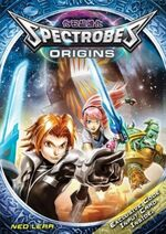 Spectrobes Origins book cover