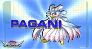 Pagani Rollcall