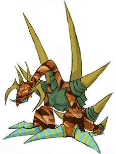 Mesathorn