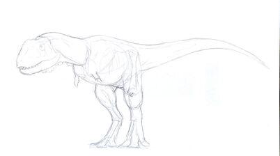 Nanodon by Dinomaniac