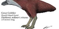 Spec Dinosauria: Diablornithiformes