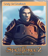 SpellForce 2 - Demons of the Past Card 03 Foil