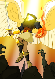 Angel Champion B