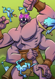 Multi Armed Beast A