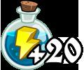 Energy refill 20
