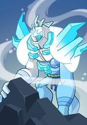 Ice Golem B