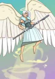 Winter Angel A