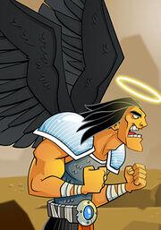 Warrior Angel B
