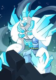 Ice Golem C