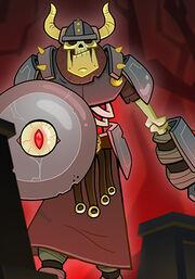 Skeleton Warrior B