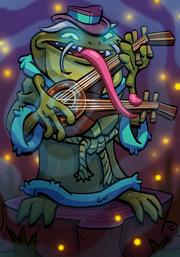 Frog Bard B