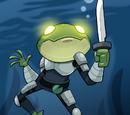 Frog Warmage