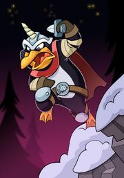 Penguin Warrior B