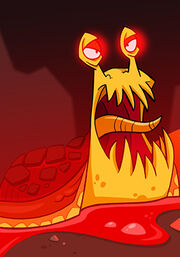 Lava Slug A