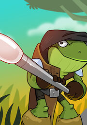 Frog Scout C