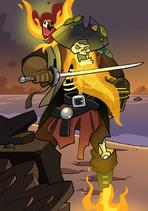 Lost Captain B